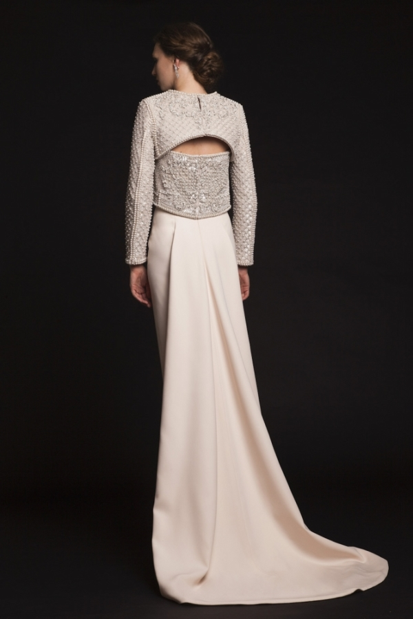 Krikor Jabotian SS 2015 Collection – The Last Spring LoveweddingsNG32