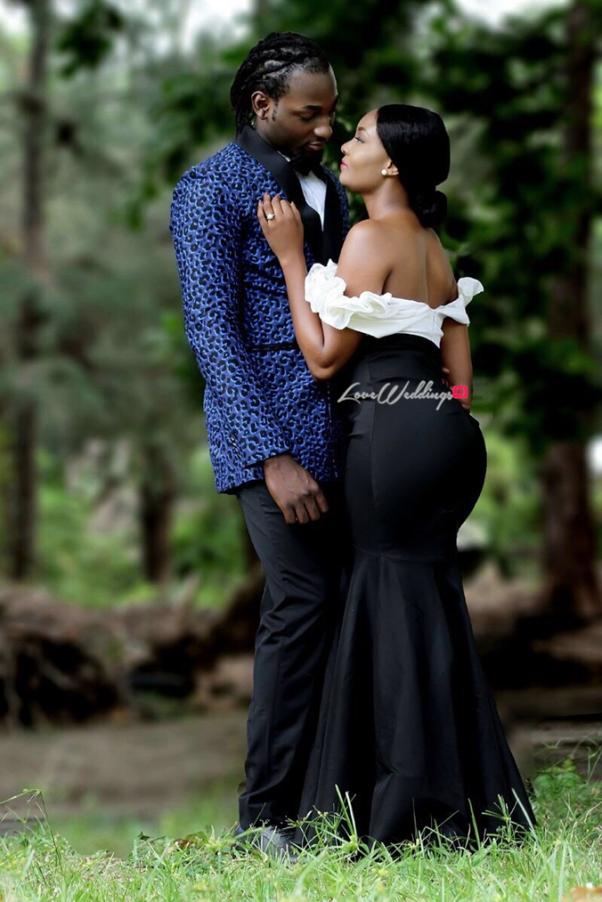 LoveweddingsNG Gbenro Ajibade Osas Ighodaro Prewedding13