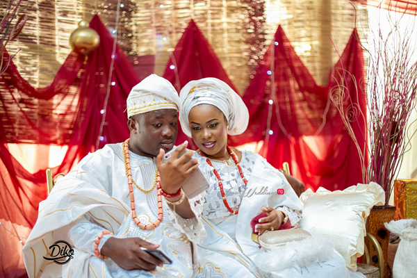 LoveweddingsNG presents Jumoke & Olasunkanmi's Long Distance Love Story | Diko Photography