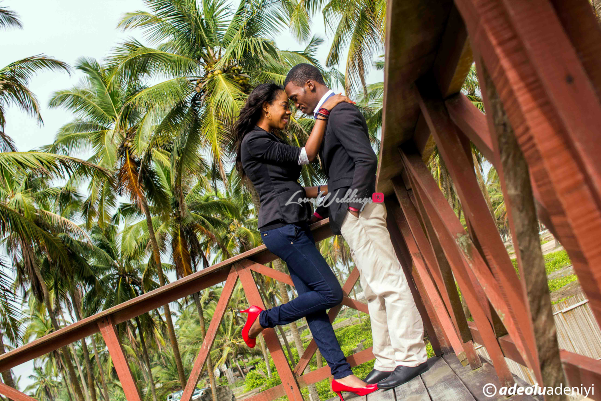 LoveweddingsNG Prewedding Bisola and Mayowa Adeolu Adeniyi Photography