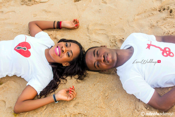 LoveweddingsNG presents Bisola & Mayowa's Prewedding Shoot | Adeolu Adeniyi Photography