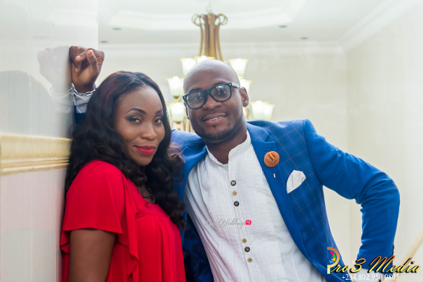 LoveweddingsNG Prewedding Funmi and Ovie