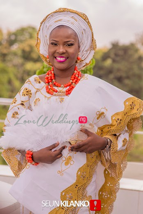 LoveweddingsNG Traditional Wedding Abinibi weds Tolani Seun Kilanko Studios24