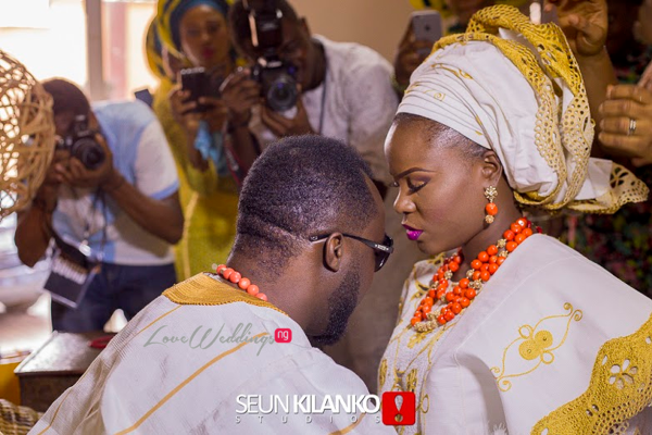 LoveweddingsNG Traditional Wedding Abinibi weds Tolani Seun Kilanko Studios46