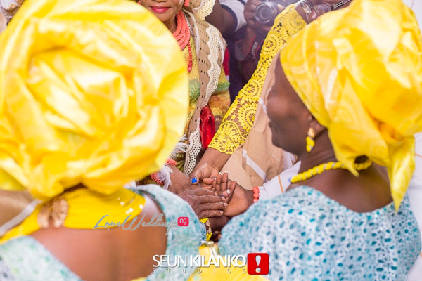 LoveweddingsNG Traditional Wedding Abinibi weds Tolani Seun Kilanko Studios47