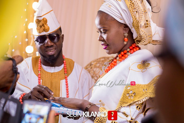 LoveweddingsNG Traditional Wedding Abinibi weds Tolani Seun Kilanko Studios48