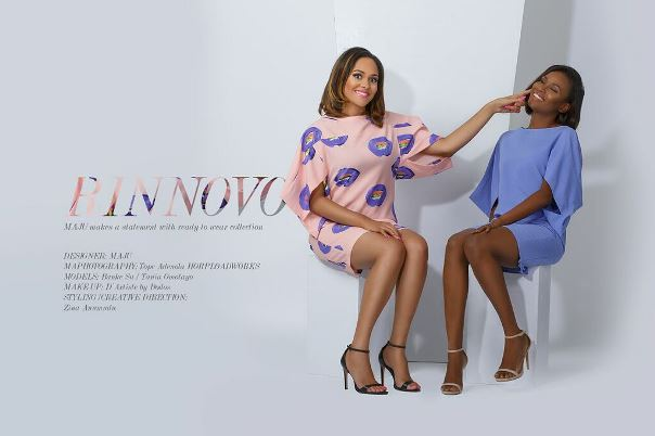 MAJU's 2015 Ready-to-Wear Collection - Tania Omotayo and Banke Su - LoveweddingsNG10