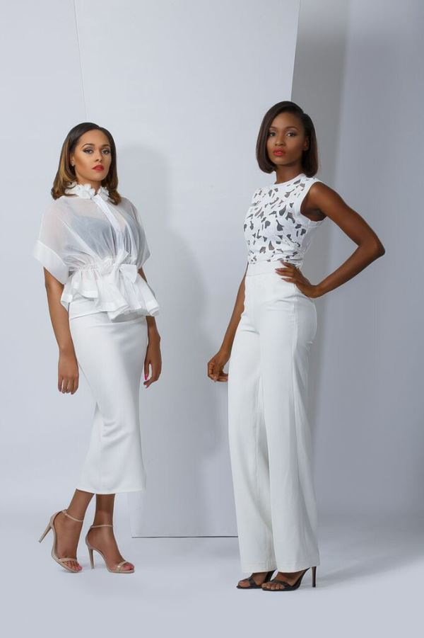 MAJU's 2015 Ready-to-Wear Collection - Tania Omotayo and Banke Su