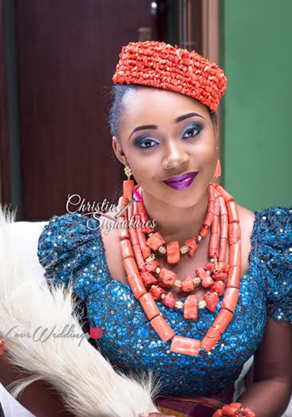 Nigerian Bridal Makeup Inspiration Christine Signatures LoveweddingsNG4