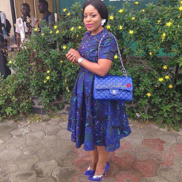 Nigerian Courthouse Wedding Look - Ella Mo LoveweddingsNG