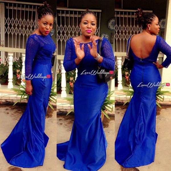 Nigerian Courthouse Wedding Look - Ella Mo LoveweddingsNG6