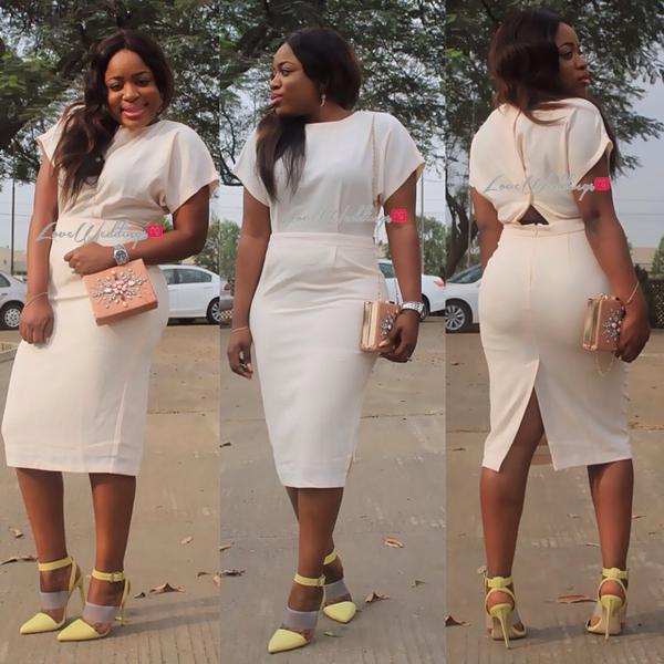 Nigerian Courthouse Wedding Look - Ella Mo LoveweddingsNG8