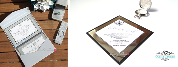 Ollies Studio - Elegant Wedding Invitations LoveweddingsNG