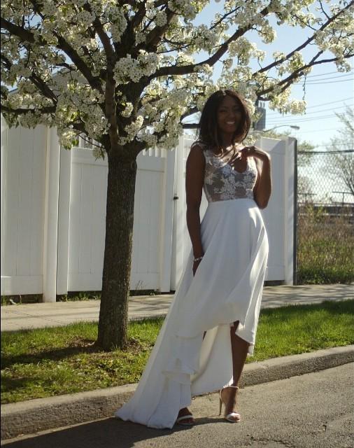 Osas Ighodaro's Bridal Shower Look LoveweddingsNG1