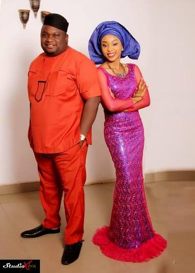 Solomon Lange Nigerian Gospel Artist Weds Florence LoveweddingsNG11