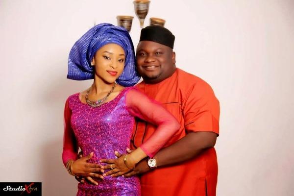 Solomon Lange Nigerian Gospel Artist Weds Florence LoveweddingsNG12