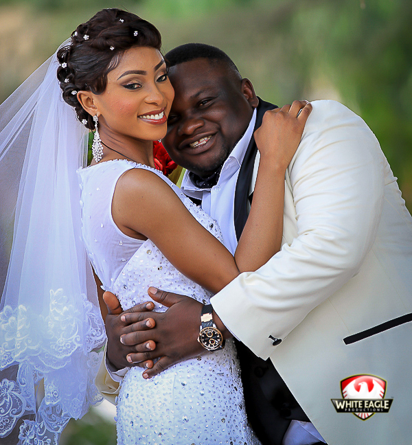 Solomon Lange Nigerian Gospel Artist Weds Florence LoveweddingsNG13