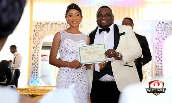 Gospel Artist – Solomon Lange weds Florence