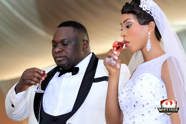 Solomon Lange Nigerian Gospel Artist Weds Florence LoveweddingsNG16