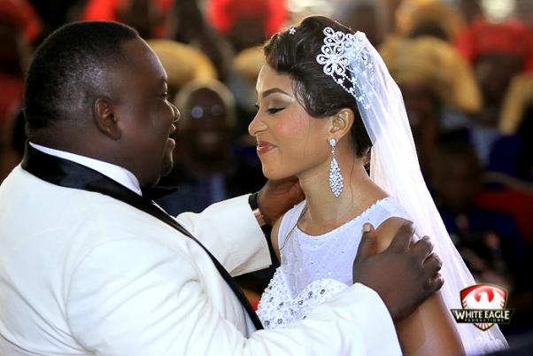 Solomon Lange Nigerian Gospel Artist Weds Florence LoveweddingsNG17