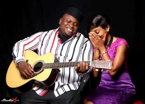 Solomon Lange Nigerian Gospel Artist Weds Florence LoveweddingsNG2