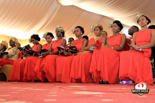 Solomon Lange Nigerian Gospel Artist Weds Florence LoveweddingsNG20