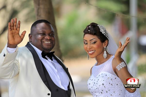 Solomon Lange Nigerian Gospel Artist Weds Florence LoveweddingsNG21