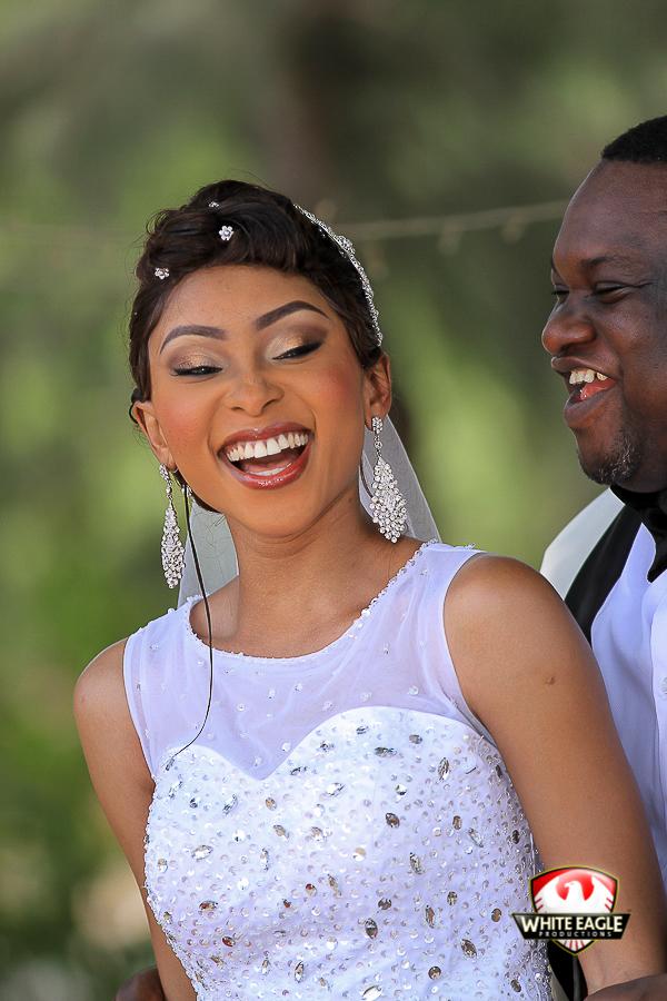 Solomon Lange Nigerian Gospel Artist Weds Florence LoveweddingsNG25