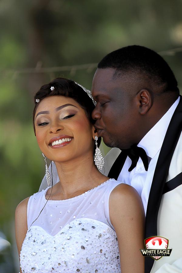 Solomon Lange Nigerian Gospel Artist Weds Florence LoveweddingsNG26