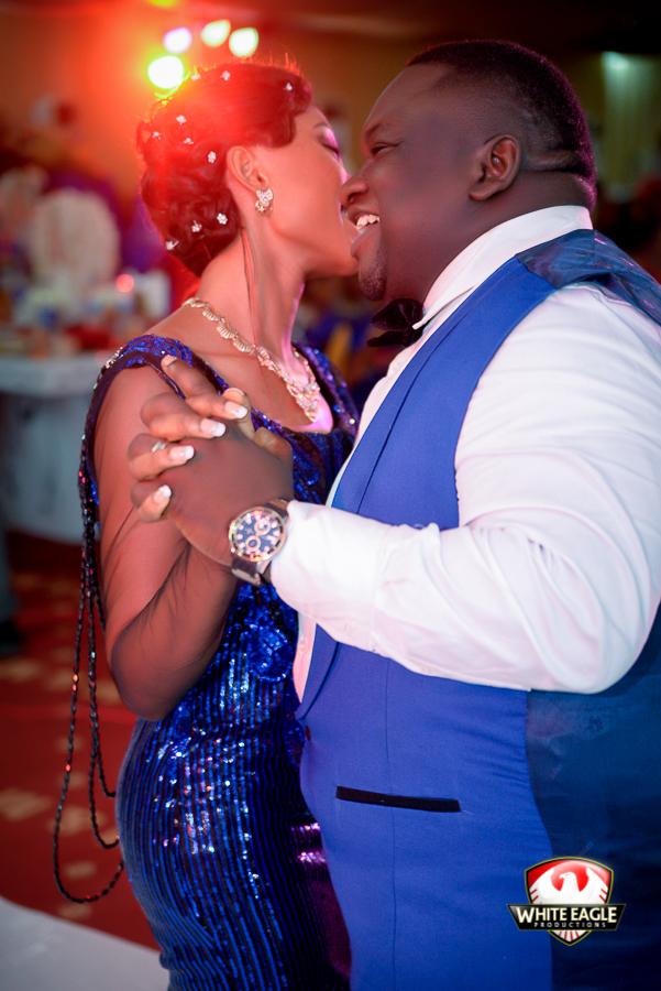 Solomon Lange Nigerian Gospel Artist Weds Florence LoveweddingsNG27