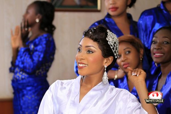 Solomon Lange Nigerian Gospel Artist Weds Florence LoveweddingsNG29