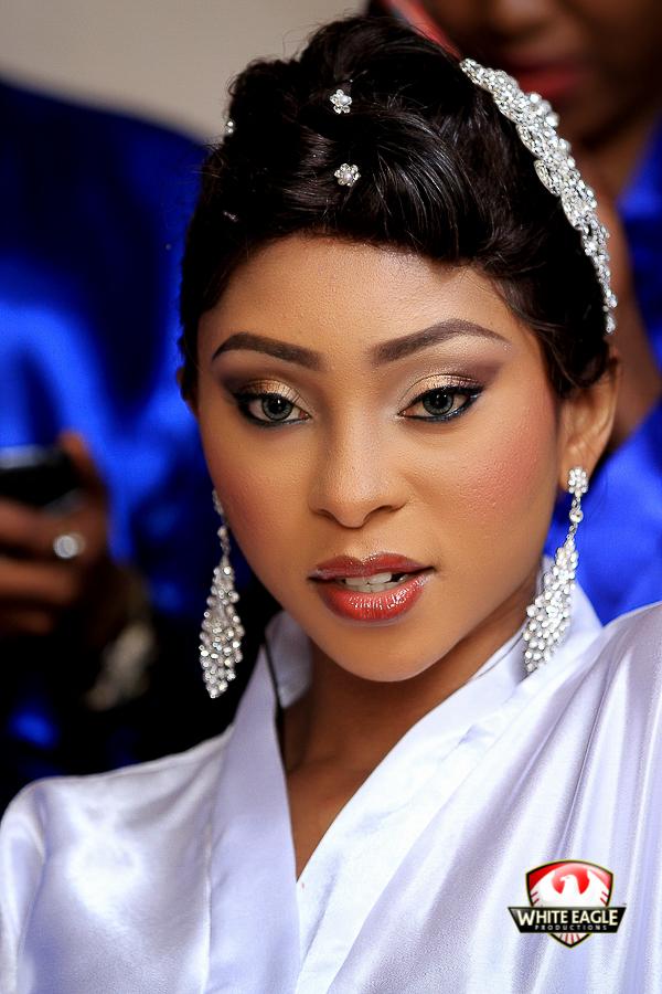Solomon Lange Nigerian Gospel Artist Weds Florence LoveweddingsNG30