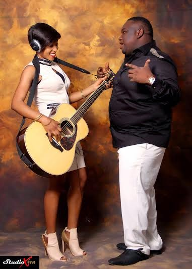 Solomon Lange Nigerian Gospel Artist Weds Florence LoveweddingsNG8