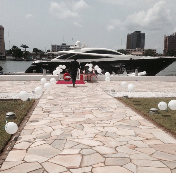 Tiwa Savage Baby Shower LoveweddingsNG1