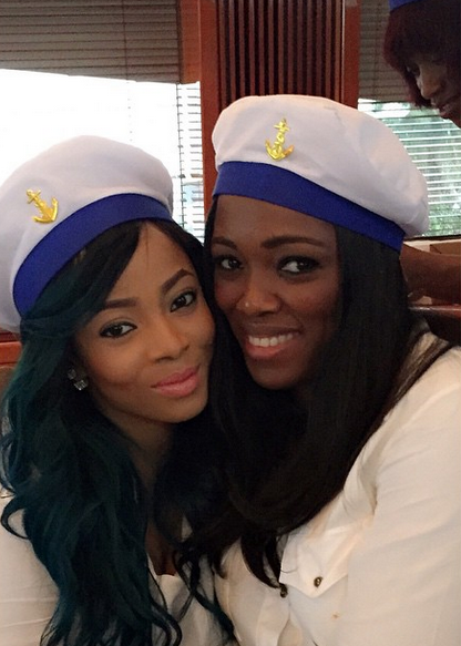 Tiwa Savage Baby Shower LoveweddingsNG14