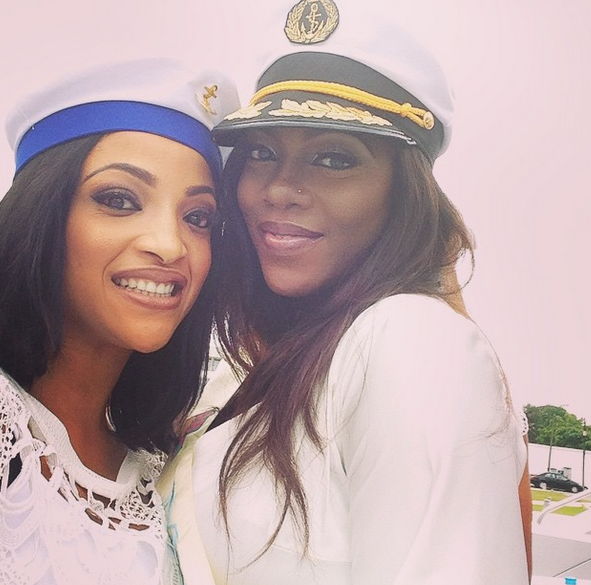 Tiwa Savage Baby Shower LoveweddingsNG18