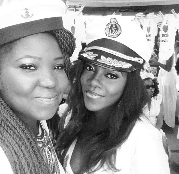 Tiwa Savage Baby Shower LoveweddingsNG21