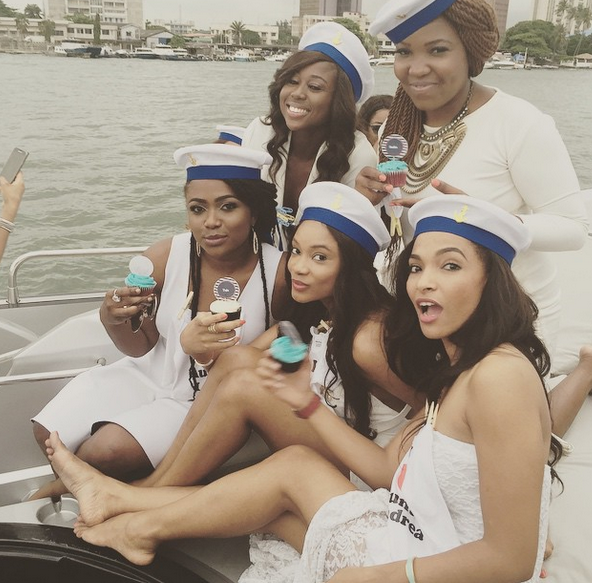 Tiwa Savage Baby Shower LoveweddingsNG37