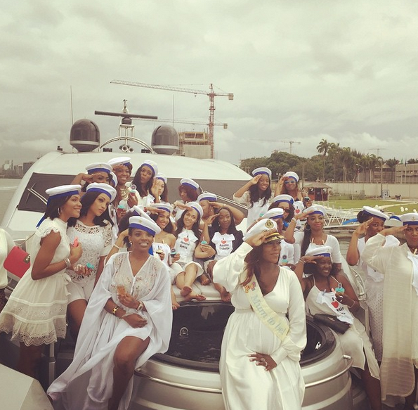 Tiwa Savage Baby Shower LoveweddingsNG38