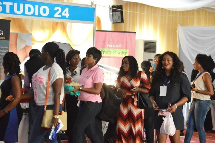WED Expo Abuja: Pictures