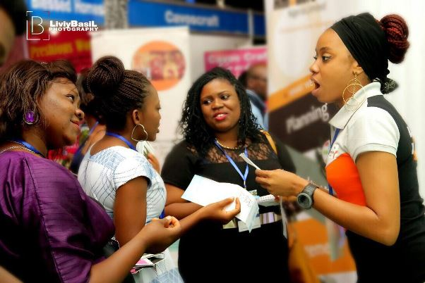 Pictures from Wed Expo Port Harcourt Day 1