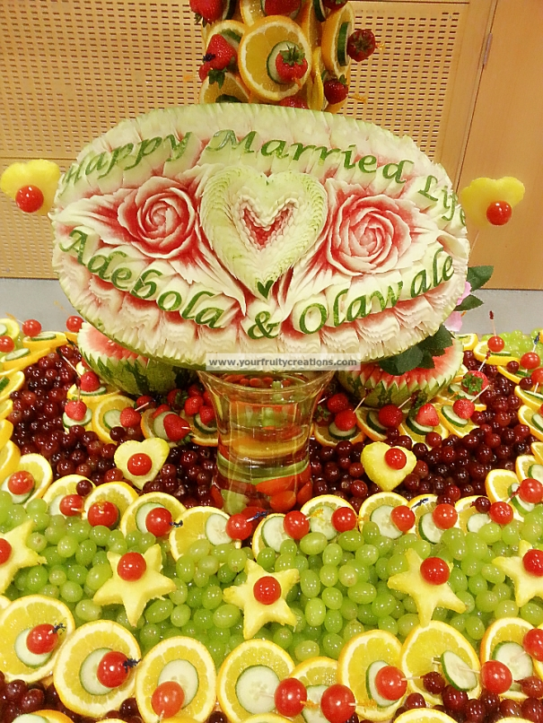 Your Fruity Creations LoveweddingsNG1