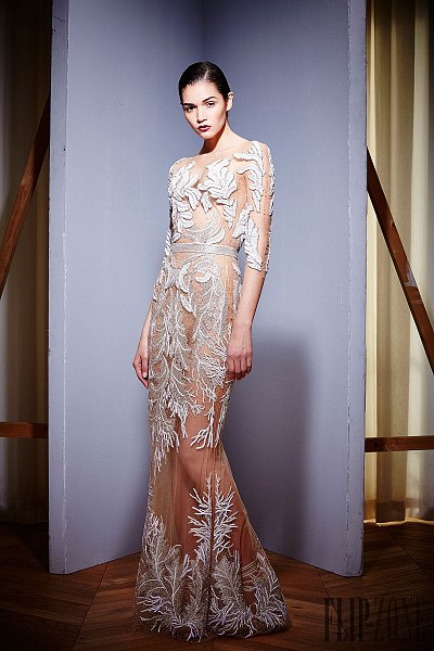 Zuhair Murad's Ready-to-Wear Fall Winter 2015 2016 Collection LoveweddingsNG10