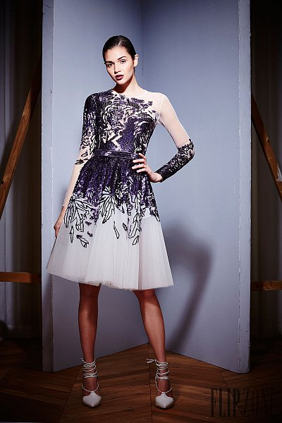Zuhair Murad's Ready-to-Wear Fall Winter 2015 2016 Collection LoveweddingsNG11