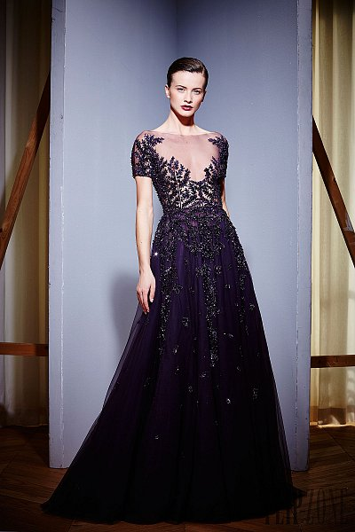 Zuhair Murad's Ready-to-Wear Fall Winter 2015 2016 Collection LoveweddingsNG19