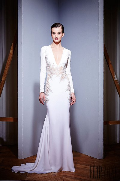 Zuhair Murad's Ready-to-Wear Fall Winter 2015 2016 Collection LoveweddingsNG5