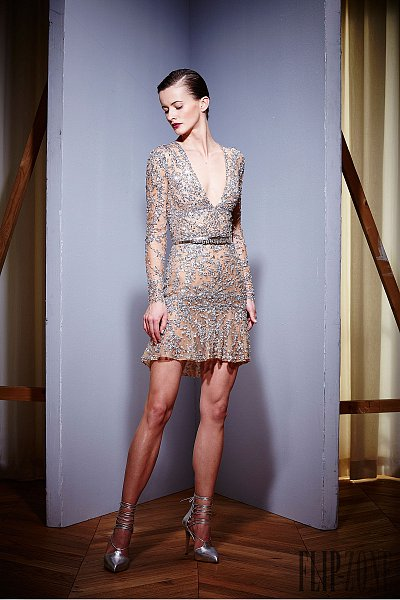 Zuhair Murad's Ready-to-Wear Fall Winter 2015 2016 Collection LoveweddingsNG7