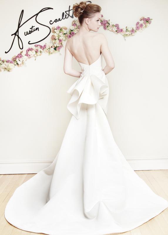 Austin Scarlett Bridal Spring 2016 Collection - LoveweddingsNG7