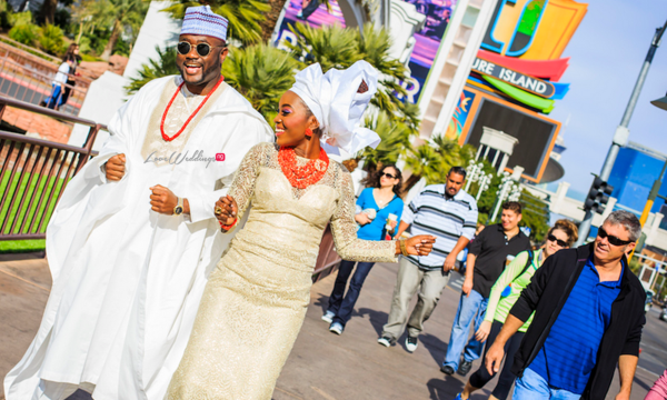 Dami & Wale's Flash Mob Proposal at the Times Square, New York