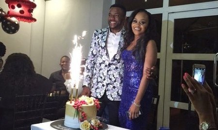 Photos from Ebuka Obi-Uchendu & Cynthia Obianodo's Engagement Dinner